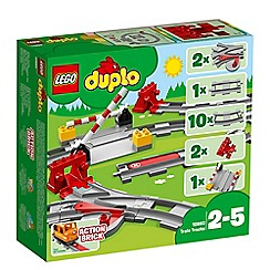 LEGO - Duplo train track playset - 10882
