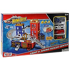 Motormax - Light and Sound Rescue Center