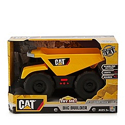 CAT - CAT Big Builder dump truck