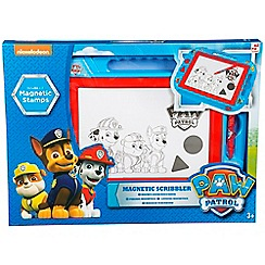 Paw Patrol - Large Magnetic Scribbler Set