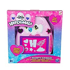 Hatchimals - Medium Magnetic Shaped Scribbler
