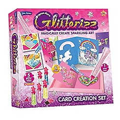 John Adams - 'Glitterizz' card creation set