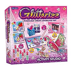 John Adams - 'Glitterizz' activity studio