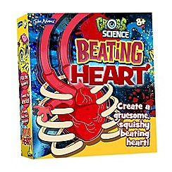 John Adams - 'Gross Science' beating heart set