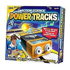 John Adams - 'Power Tracks' coding and circuit building set
