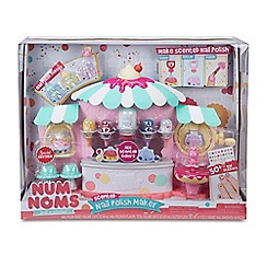 Num Noms - Scented nail polish maker playset
