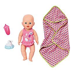 Baby Born - Bathing Fun Doll