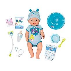 Baby Born - Boy Soft Touch Doll