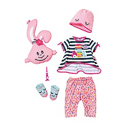 Baby Born - Deluxe Sleepover Party Accessory Set