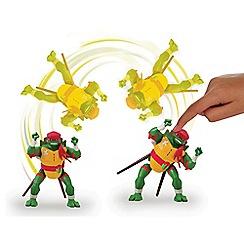 Teenage Mutant Ninja Turtles - Raphael Cartwheel Attack Action Figure