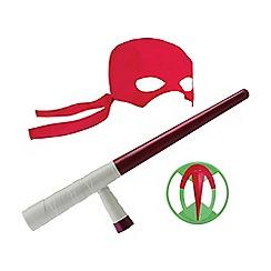Teenage Mutant Ninja Turtles - Raphael's Tonfa Ninja Weapon