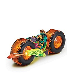 Teenage Mutant Ninja Turtles - Shell Hog with Mikey Playset