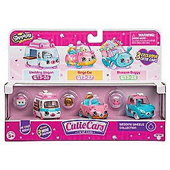 Cutie Cars - Wedding Wheels Collection Pack