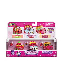 Cutie Cars - Pack of 3 Moto Italiano Collection Cars