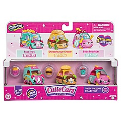 Cutie Cars - Tasty Takeout 3 Cars Collection