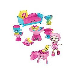 Happy Places - Rainbow Beach BBQ Party Welcome Pack Playset