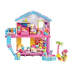 Happy Places - Rainbow Beach House Playset