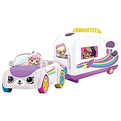 Happy Places - Rainbow Beach Convertible Playset