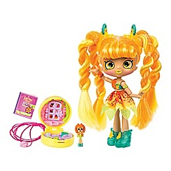 Shopkins - Tia Tiger lily Shoppies Doll Playset
