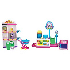 Shopkins - Pick 'n' Pack Small Mart Playset