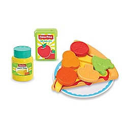 Fisher-Price - Counting Pizza Set