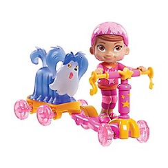 Vampirina - Poppy and Wolfie Spooky Scooter Assortment Set