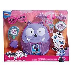 Vampirina - Bootastic Backpack Set