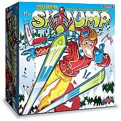 Drumond Park - 'Super Ski Jump' ultimate trick challenge game