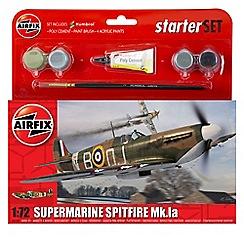 Airfix - 'Supermarine Spitfire Mk.Ia' small starter set