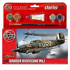 Airfix - 'Hawker Hurricane Mk.I' small starter set