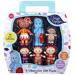 In the Night Garden - 6 character figurine gift pack