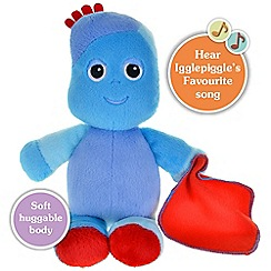 In the Night Garden - 'Snuggly Singing Igglepiggle' toy