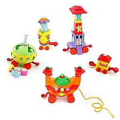 In the Night Garden - Ninky nonk musical activity train toy