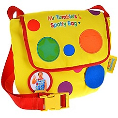 Something Special - Mr tumbles surprise spotty bag