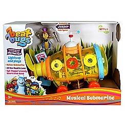 Beat Bugz - Musical submarine playset