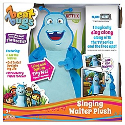 Beat Bugz - Singing walter plush soft toy
