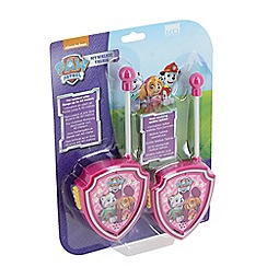 Paw Patrol - Kids Walkie Talkies