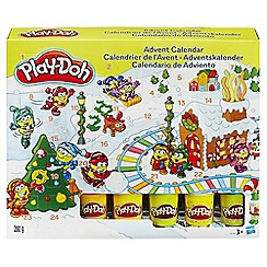 Play-Doh - Advent calendar set