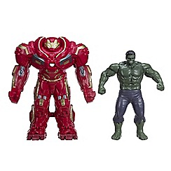 The Avengers - 'Infinity War - Hulk Out Hulkbuster' toy