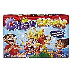Hasbro Gaming - 'Chow Crown' game