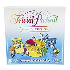 Hasbro Gaming - 'Trivial Pursuit Family Edition' game