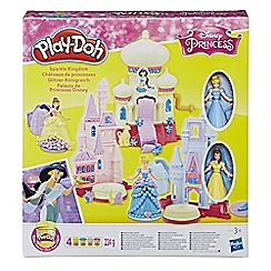 Disney Princess - 'Play-Doh - Sparkle Kingdom' playset