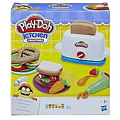 Play-Doh - 'Kitchen Creations - Toaster Creations' playset