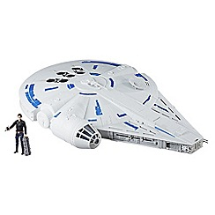 Star Wars - 'Force Link 2.0 - Kessel Run Millennium Falcon' playset