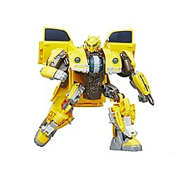 Transformers - Power Charge Bumblebee Figure
