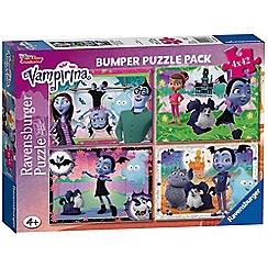 Vampirina - 'Disney Vampirina' set of 4 bumper pack jigsaw puzzle
