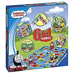 Thomas & Friends - 'Thomas and Friends' 6 in 1 games
