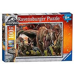 Jurassic World - 'Jurassic World' fallen kingdom XXL 100 piece jigsaw puzzle