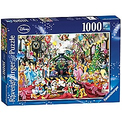 Disney Princess - 'Disney Christmas' 1000 piece jigsaw puzzle