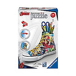 Ravensburger - 'Marvel' comic book sneaker 108 piece 3D jigsaw puzzle